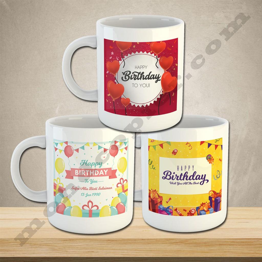 Mug Birthday