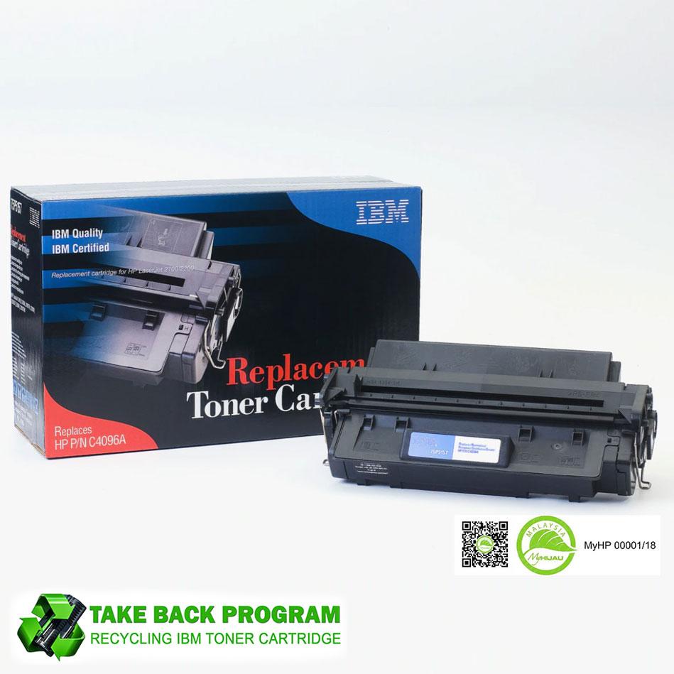 IBM® Compatible HP 96A & Canon EP 32 / C4096A Laserjet