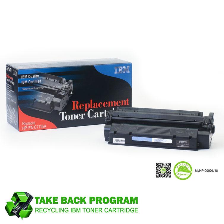 IBM® Compatible HP 15A & Canon EP 25 / C7115A Laserjet