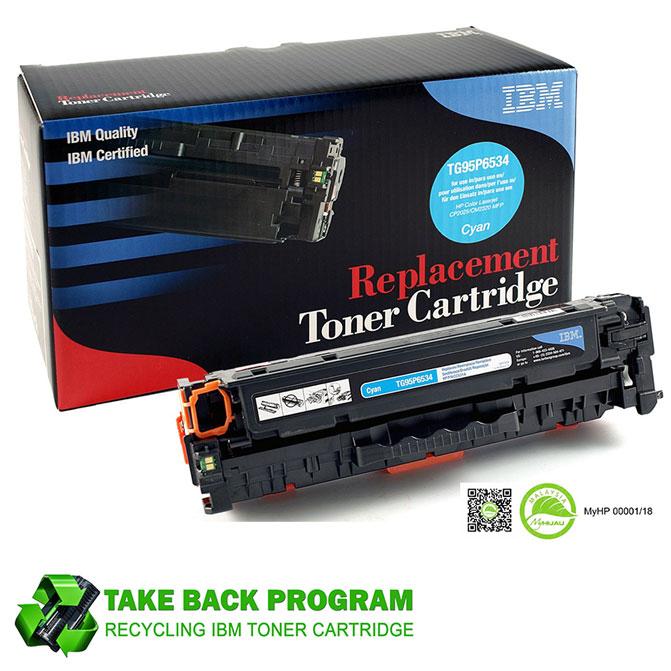 IBM® Compatible HP 304A & Canon 318C / CC531A Laserjet