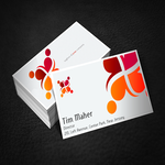 Business card ivory cards reheart Gallery