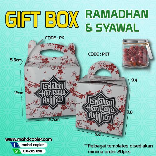 Ramadhan Syawal Gift Box