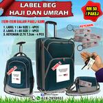 Label Beg Haji dan Umrah